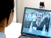 face recognition used to enforce employees smiling